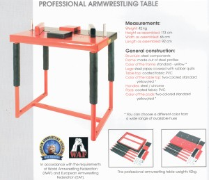 Arm Table1
