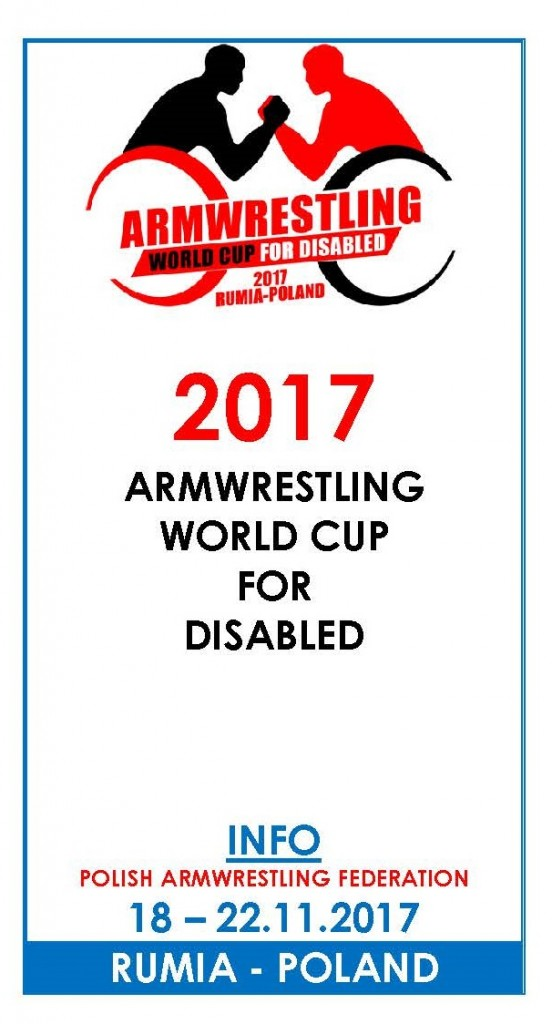 Event 2017 Disabled Cup