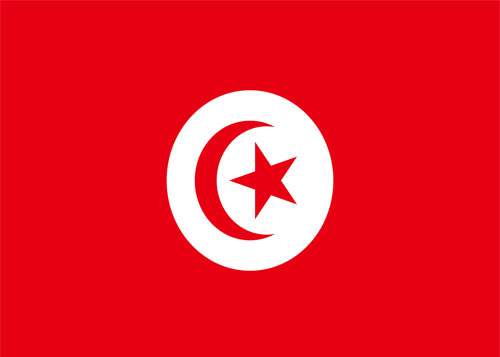 waf Tunisia flag