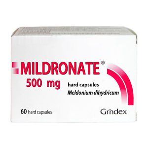 mildronate australia price