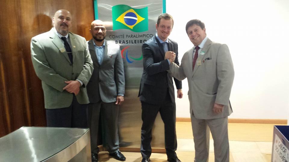 Brazil IPC President
