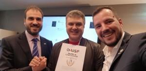 GAISF Member Certificate