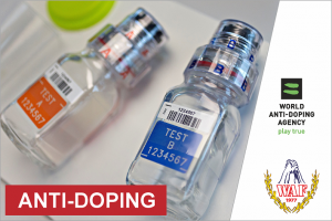 Antidoping WAF