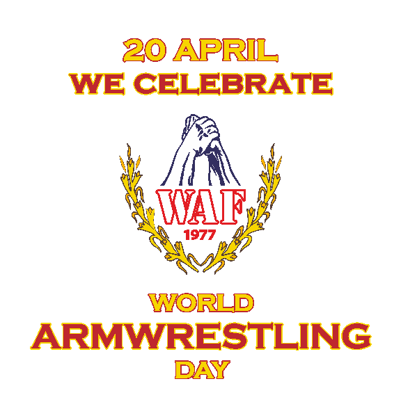 World Armwrestling Day WAD 1