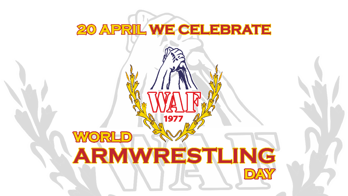 World Armwrestling Day WAD 2